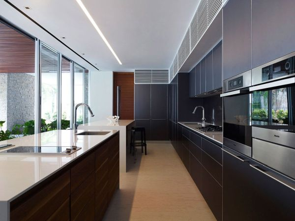 Kitchen Design Narrow Long 55 modern kitchen design ideas that will make dining a delight