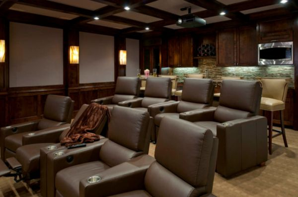 Media Rooms five top tips for a cool media room