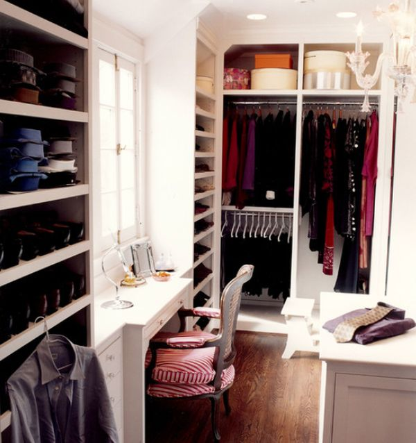 Awesome 25 Interesting Design Ideas And Advantages Of Walk In Closets