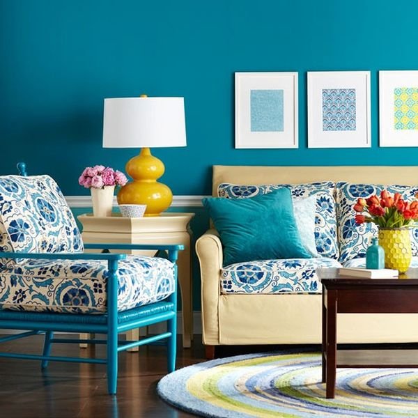 Home Design Color Ideas: Learn To Combine Colors Like A Pro