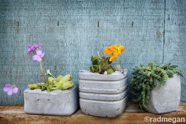 Кашпо для цветов своими руками: идеи и подробные...
