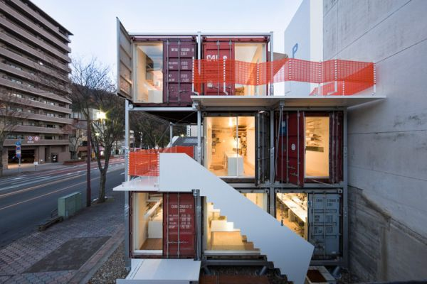 Shipping Container Projects 5 more spectacular shipping container projects