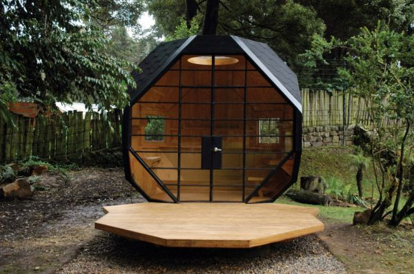 High Quality 7.5 Square Meter Garden Or Office Pod.