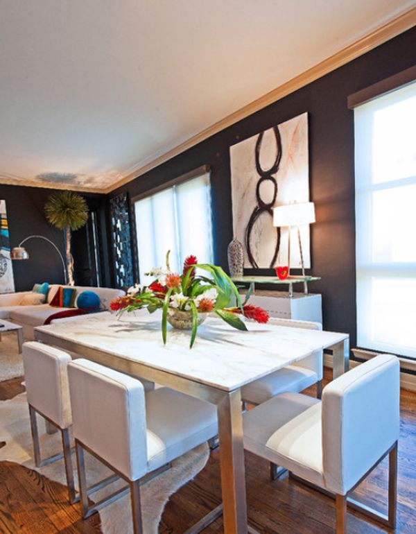 High Quality 10 Splendid Contemporary Dining Room Design Ideas Images