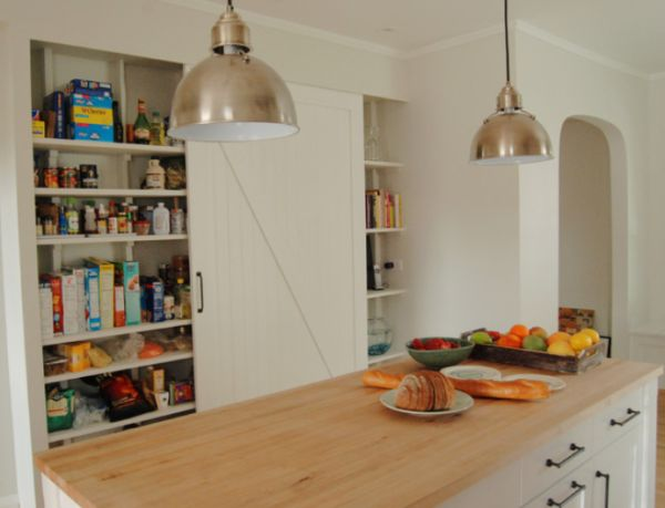 Maximize Your Kitchen Pantry Space