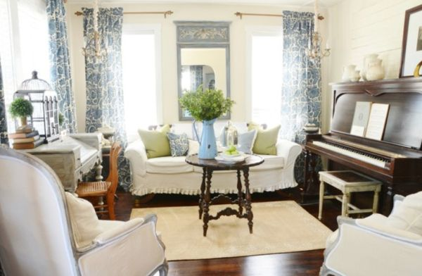 french farmhouse living room a closer look at farmhouse style 13496