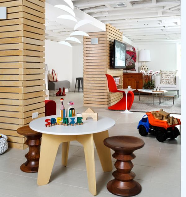 basement ideas for kids area. Children Zones  Basement Design Ideas For A Child Friendly Place