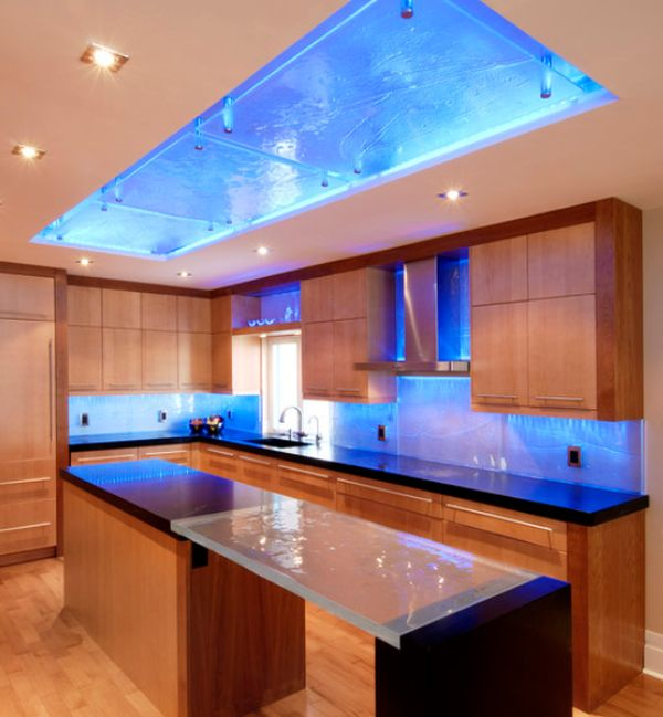 Kitchen Lighting Fixture Sets: Different Ways In Which You Can Use LED Lights In Your Home