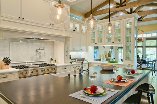 Helpful Tips To Light Your Kitchen For Maximum Efficiency - Lighting for kitchen bar