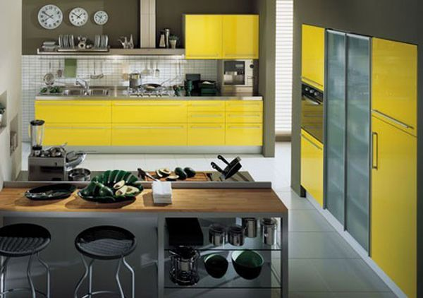 yellow kitchen design tips for a yellow themed kitchen 1216