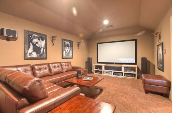 Five Top Tips For A Cool Media Room