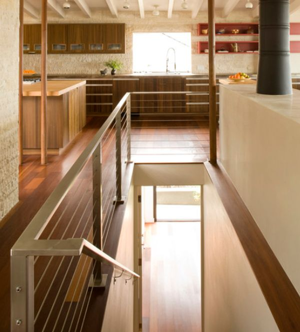 Handrail Designs That Make The Staircase Stand Out