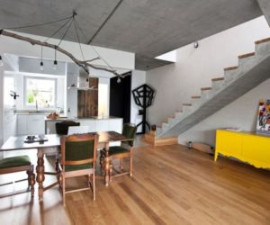Modern, playful and original home designed by mode:lina