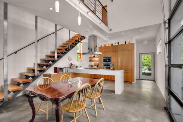 Concrete Floors Both A Statement And Functional Choice For Modern Homes