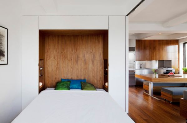 Fold Down Beds A Huge Space Saving Solution For All
