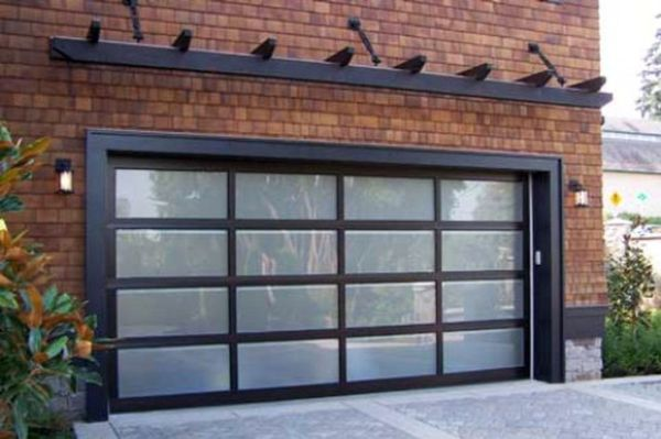 Garage Conversion Doors double garage design ideas