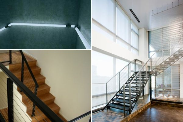easy modern stairs design indoor. Home Decorating Trends  Homedit Modern Handrail Designs That Make The Staircase Stand Out