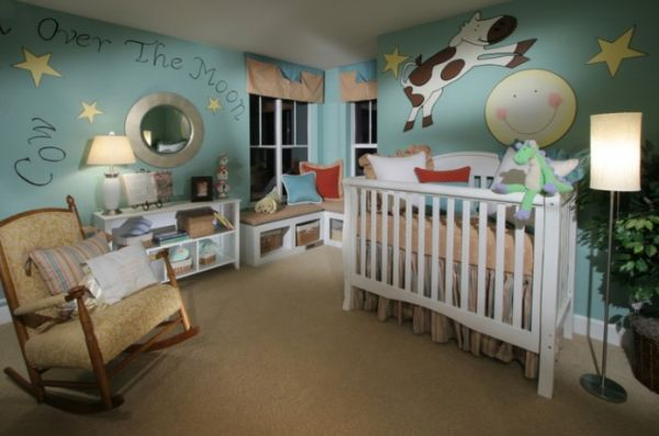 Modern Nursery Design Tips