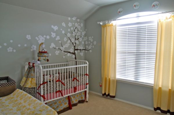 In The Nursery. Design Inspirations
