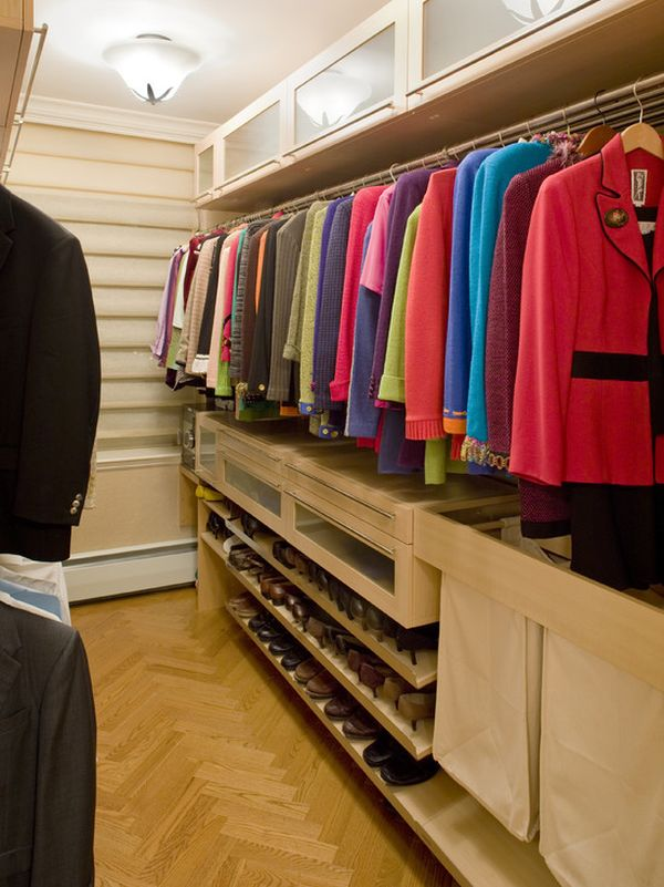 Lovely 25 Interesting Design Ideas And Advantages Of Walk In Closets