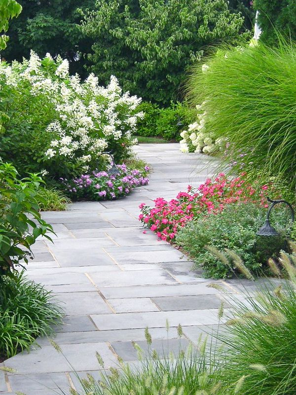 How To Build A Pathway Across A Lawn