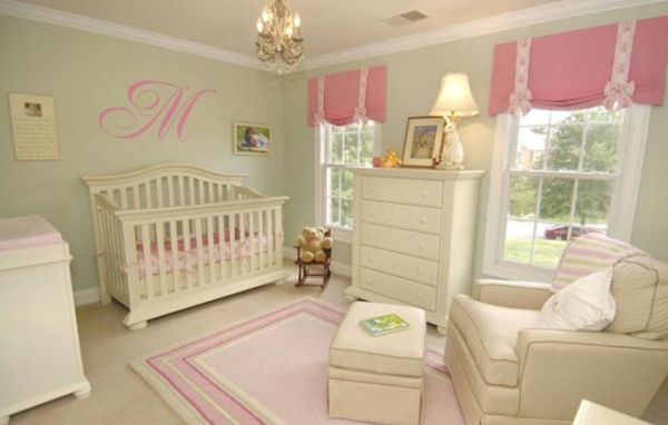 Modern nursery designs tend not to go overboard with gender these days.  Girls' rooms are no longer designed with a great deal of pink over the  walls and ...