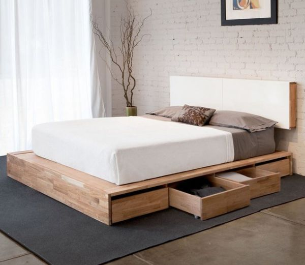 10 Platform Beds A Modern And Flexible Solution In The