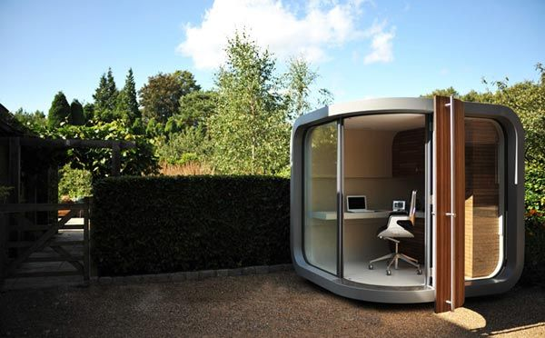 small outdoor office. View In Gallery Small Outdoor Office