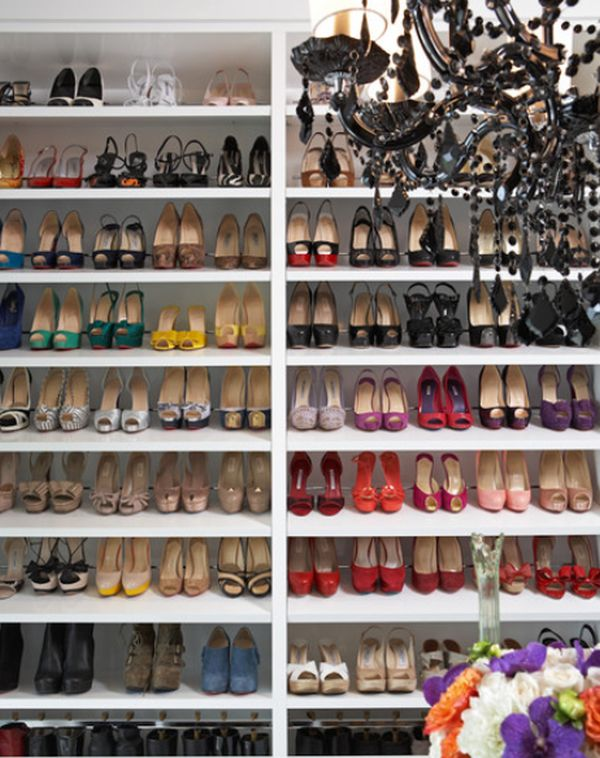 Delicieux How To Arrange Your Walk In Closet