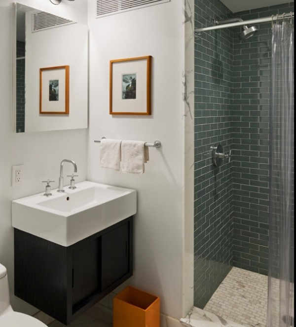Green Ways To Use Less Water In Your Small Home on Modern Small Bathrooms  id=67107