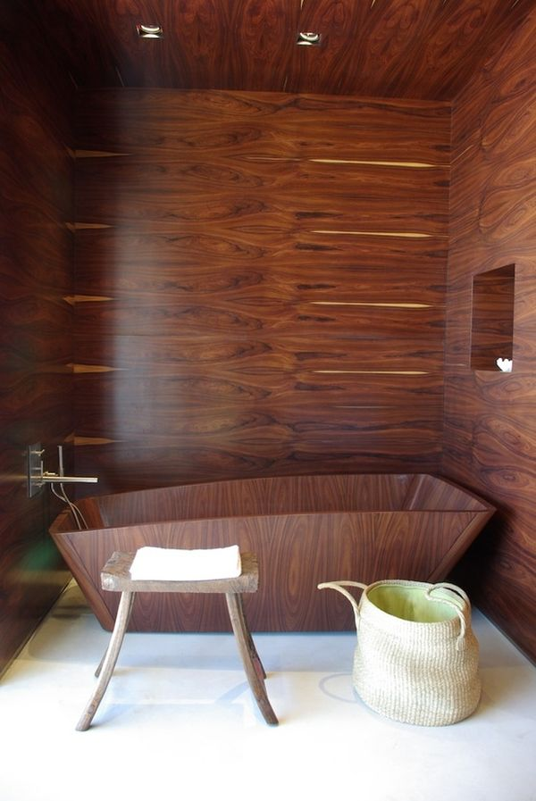 17 chic and elegant wooden bathroom interiors rh homedit com wooden interior shutters wooden interior doors with glass
