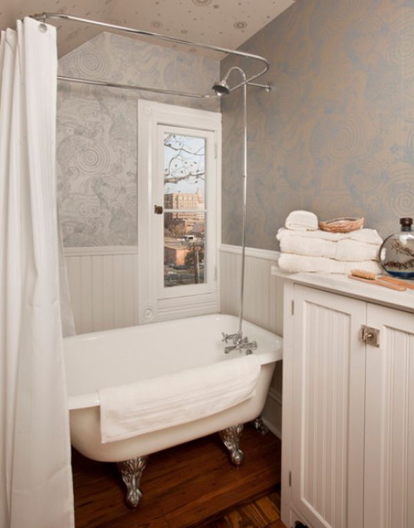 Bathroom Design Ideas With Clawfoot Tub ~ How to choose the perfect bathtub