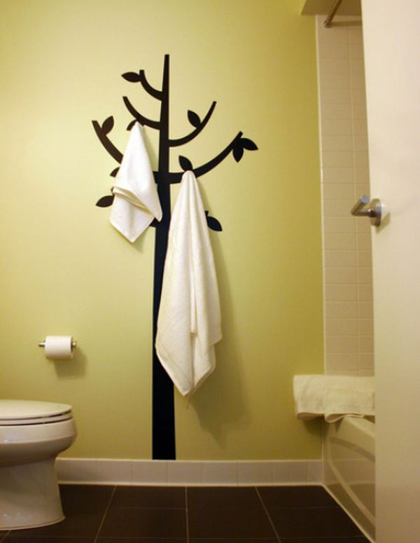 Playful And Chic Tree Wall Decals