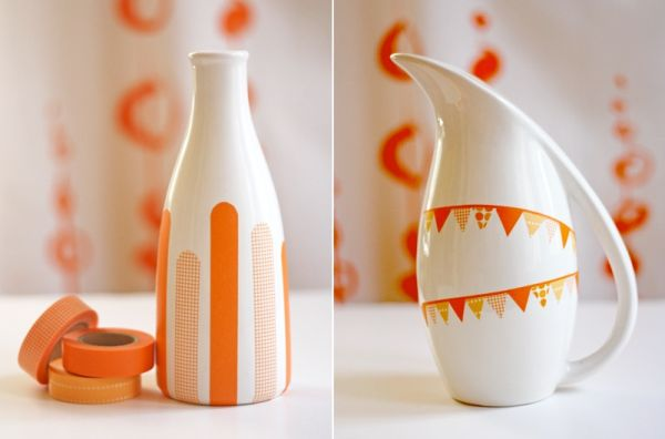Washi Tape Ideas 15 diy washi tape ideas to add color to your home