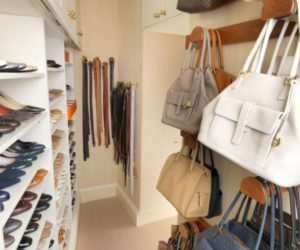 How To Arrange Your Walk In Closet