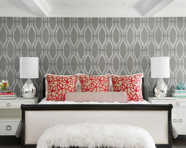living room wall painting designs. Home Decorating Trends  Homedit A Silver Bedroom Ideas Inspiration