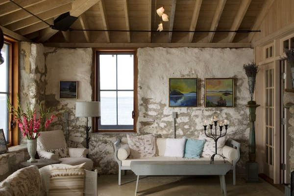 winter white rustic