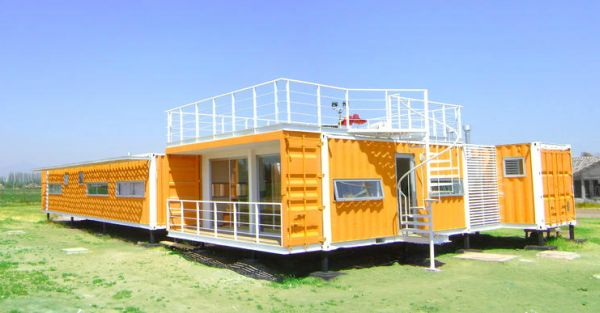 Houses Made Out Of Containers 5 more spectacular shipping container projects