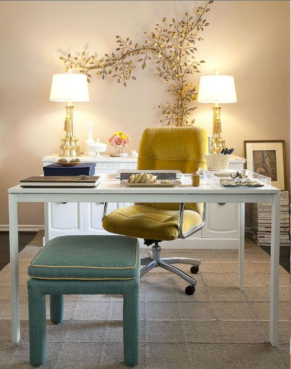 neutral office decor. home decorating trends u2013 homedit neutral office decor