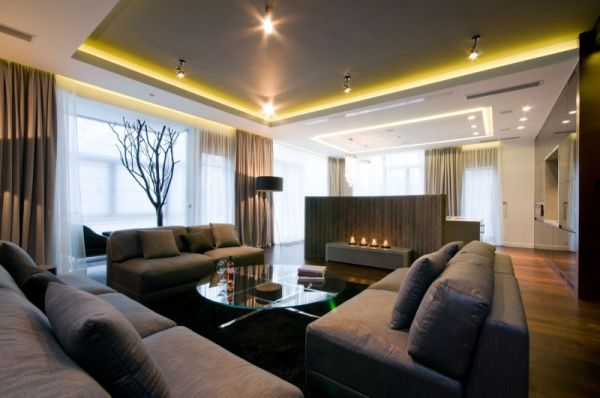 Sophisticated Apartment With A Contemporary Interior And Views To The Park