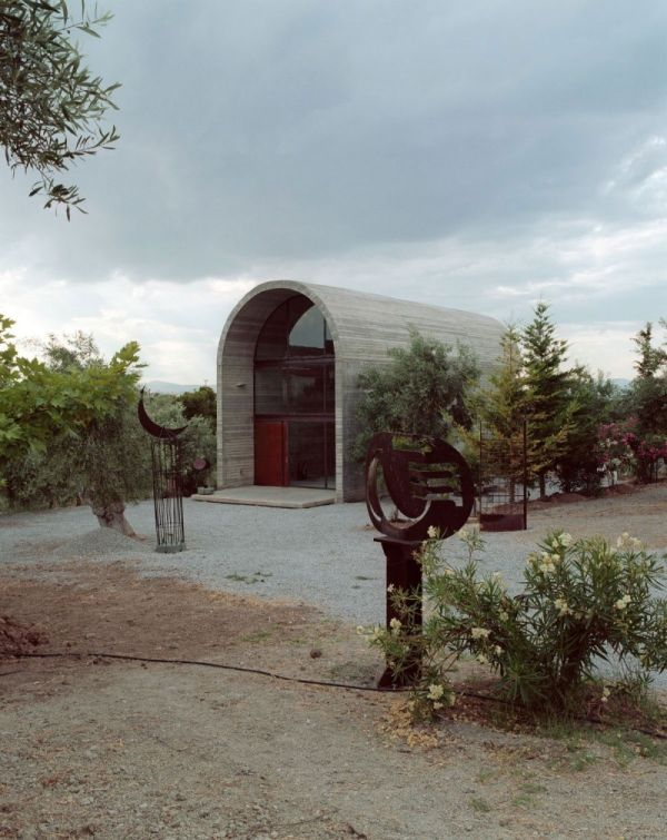 Simple Modern Architecture the art warehouse – an expression of simple modern architecture