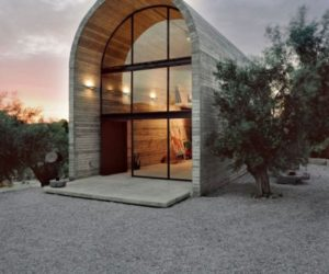 The Art Warehouse – an expression of simple modern architecture