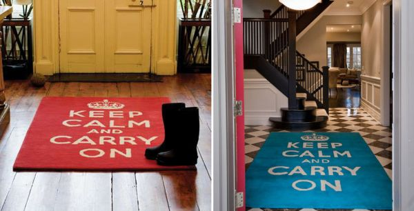 Foyer Rug Placement : Things to keep in mind when choosing an entryway rug