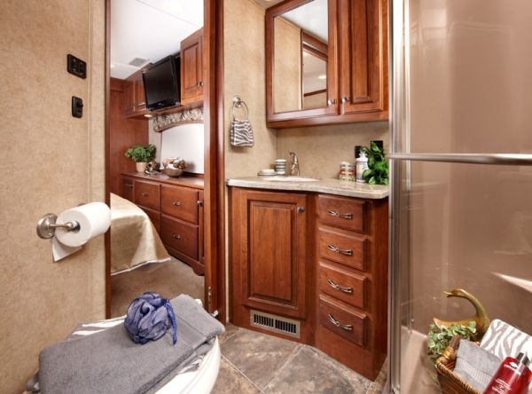 Luxury Living On Wheels 6 Stunning RVs That Will Make You Drool