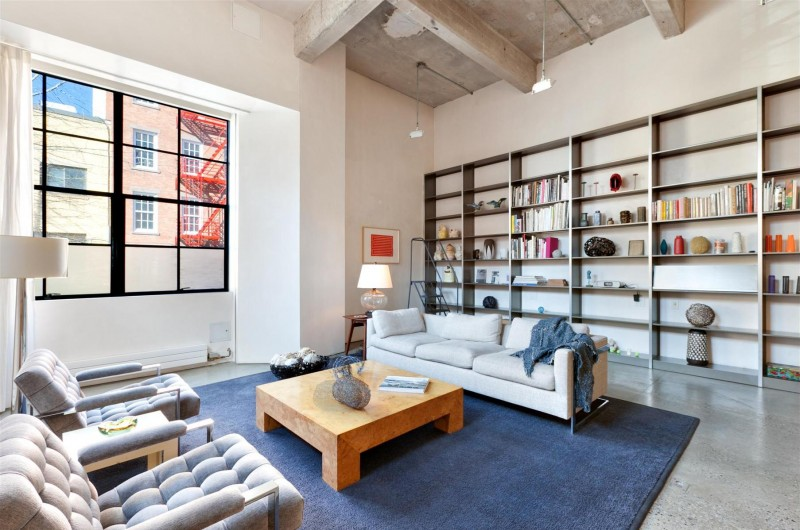 Manhattan Loft interior design1