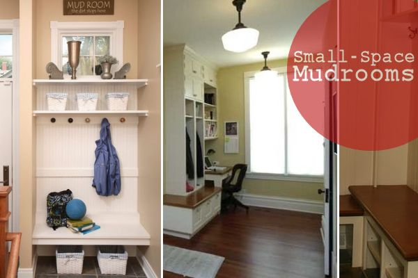 Small space mudrooms - Kitchen for small spaces designs decor ...