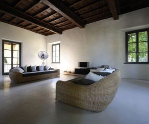 A Complete Renovation Of A Historic House In Montonate, Italy