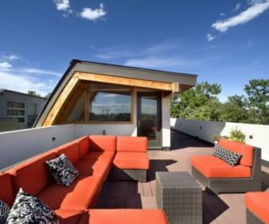 15 Modern Roof Terrace Designs Featuring Breathtaking Views