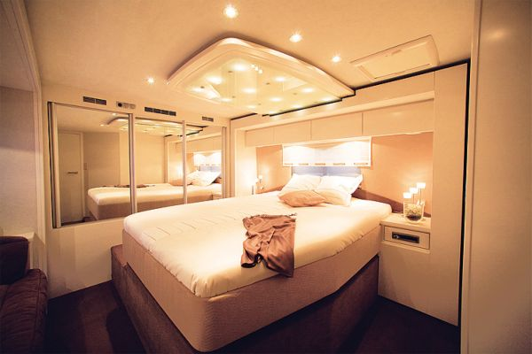 view in gallery - Inside Luxury Bedrooms