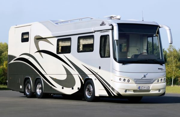 Home On Wheels luxury living on wheels: 6 stunning rvs that will make you drool